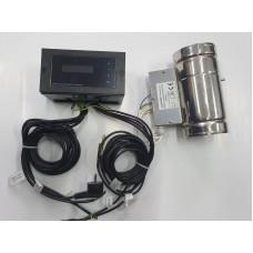 Контроллер камина с водяной рубашкой KG ELEKTRONIK К-1 в комплекте с дроссельной заслонкой воздуха AIRMatic