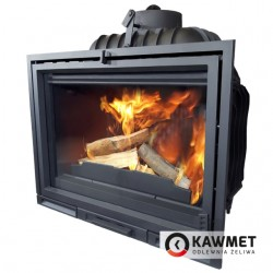 Каминная топка KAWMET Premium F23 Dekor (14кВт)
