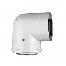 Отвод Bosch 80/125 90* AZB607/1