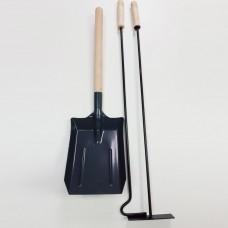 Комплект для чистки твердотопливного котла №2