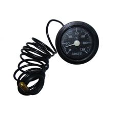 Термометр круглый с капилляром IMIT