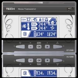 TECH ST-298 проводной комнатный регулятор
