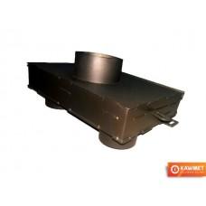 Стальной адаптер для подвода наружного воздуха к топкам W16 - W17 ECO
