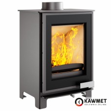 Чугунная печь KAWMET Premium S17 Dekor 4,9 kW