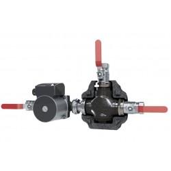 Термостатический смесительный узел Laddomat 11-100, R32, LM6-130 (до 50 кВт)