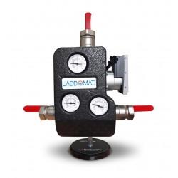 Термостатический смесительный узел Laddomat 21-100, R32, WILO YP7.5 ErP