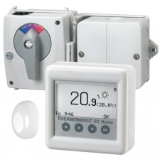 Регуляторы смесительного клапана Thermomatic EC Home RO с уличным и комнатным датчикам
