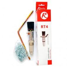 Регулятор тяги котла Regulus RT4Р 3/4