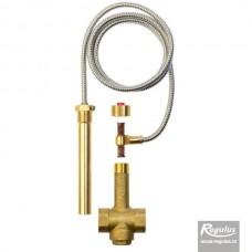 Клапан защиты от перегрева котла Regulus BVTS 95°C 3/4 1,3м